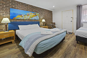 Relax and enjoy your stay at Buccaneer Motel Long Jetty NSW