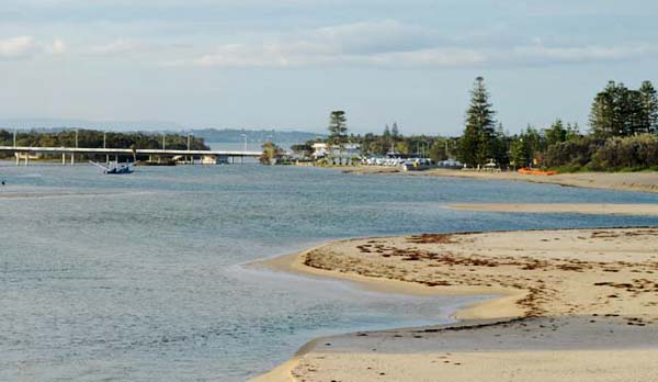 The Entrance Beach Long Jetty NSW